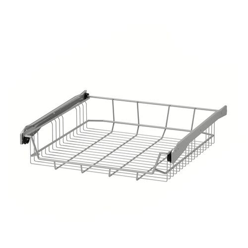 UTRUSTA wire basket 56.4 cm 60 cm 56.5 cm 11 cm 10 kg