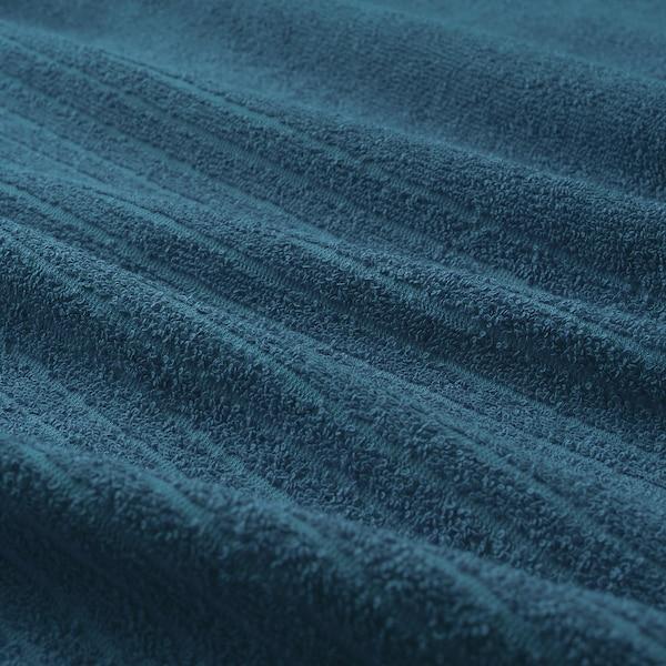 VÅGSJÖN فوطة حمام, أزرق, 70x140 سم