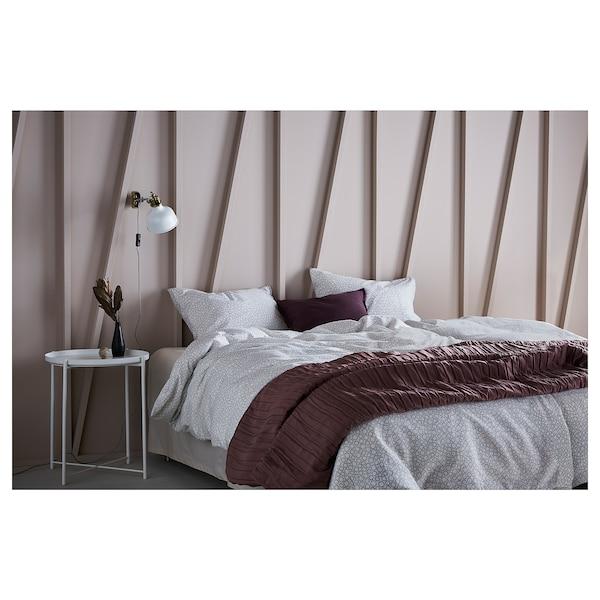 VEKETÅG غطاء سرير, بنفسجي, 260x250 سم