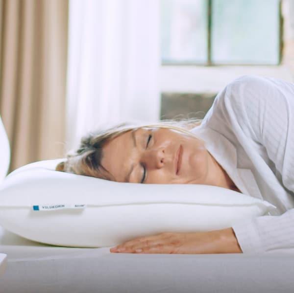 VILDKORN Pillow, high, 50x80 cm