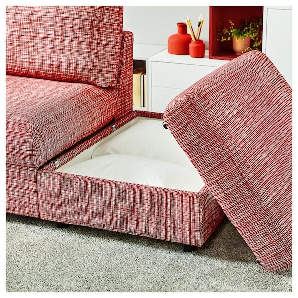 VIMLE كنبة-سرير 3 مقاعد