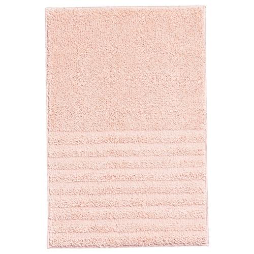 VINNFAR bath mat pale pink 1310 g/m² 60 cm 40 cm 0.24 m²