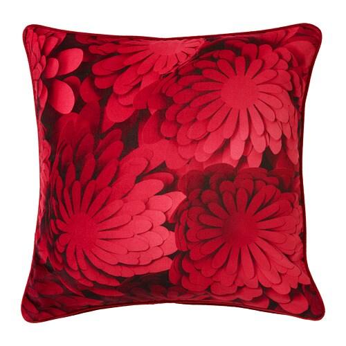 VINTER 2018 Cushion, dark red