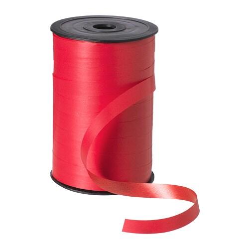 VINTER 2018 Ribbon, red