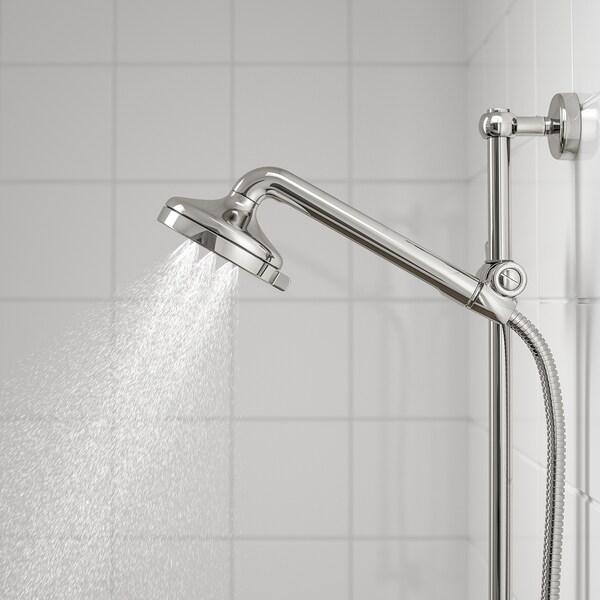 VOXNAN 5-spray handshower, chrome-plated
