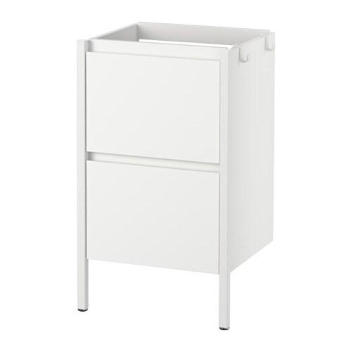 YDDINGEN Wash-stand, white