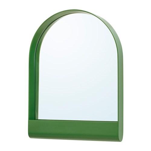 YPPERLIG Mirror, green