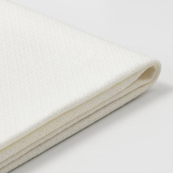 BACKABRO Funda sofà llit i chaise longue - Hylte blanc - IKEA
