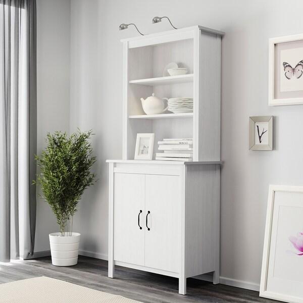 IKEA BRUSALI Armari alt amb porta