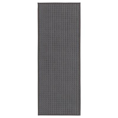 BRYNDUM Estovalles individuals, gris, 45x120 cm