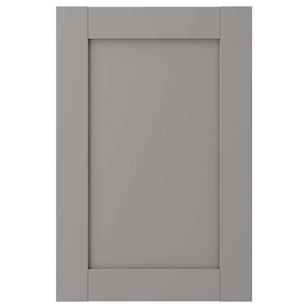 ENHET Porta, gris estructura, 40x60 cm