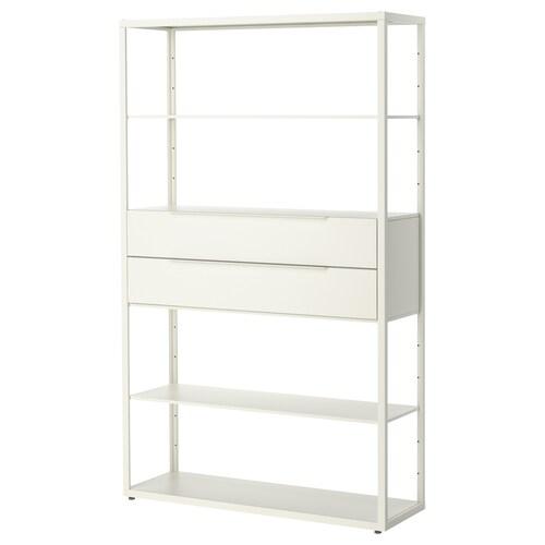 IKEA FJÄLKINGE Prestatge amb calaixos