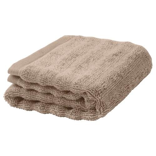 FLODALEN tovallola de mà visites beix 50 cm 30 cm 0.15 m² 700 g/m²