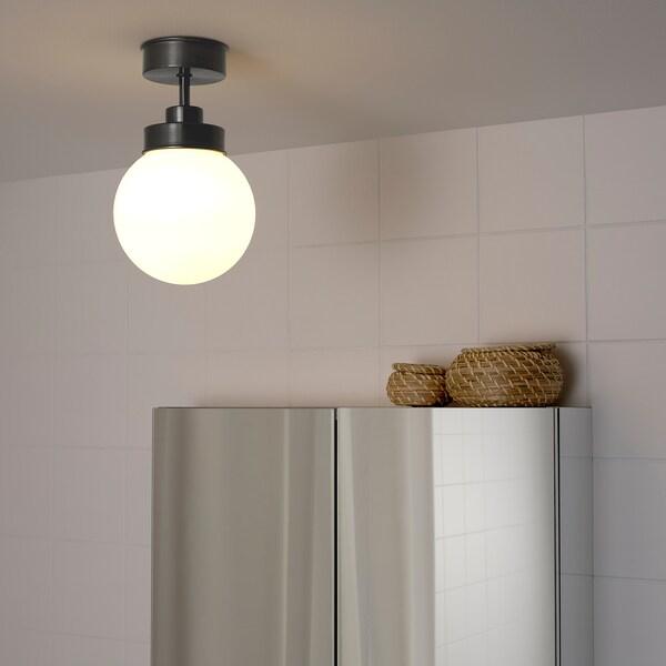 FRIHULT Llum de sostre, Negre