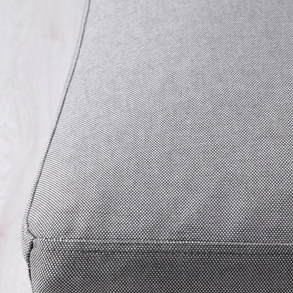HENRIKSDAL Funda per a cadira, Orrsta gris clar