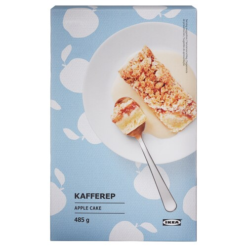 IKEA KAFFEREP Pastís de poma gelat