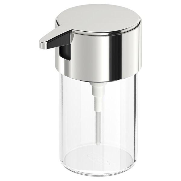 KALKGRUND Dispensador de sabó, cromat