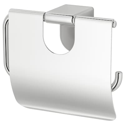 KALKGRUND Porta-rotlles, cromat