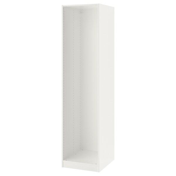 PAX Estructura d'armari, blanc, 50x58x201 cm