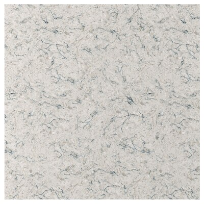 RÅHULT Paper de paret a mida, beix clar-gris/efecte marbre quars, 1 m²x1.2 cm