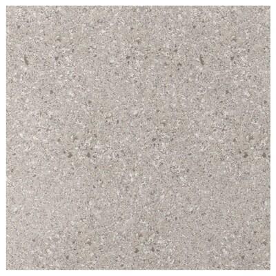 RÅHULT Paper de paret a mida, marró grisenc/acabat mineral quars, 1 m²x1.2 cm