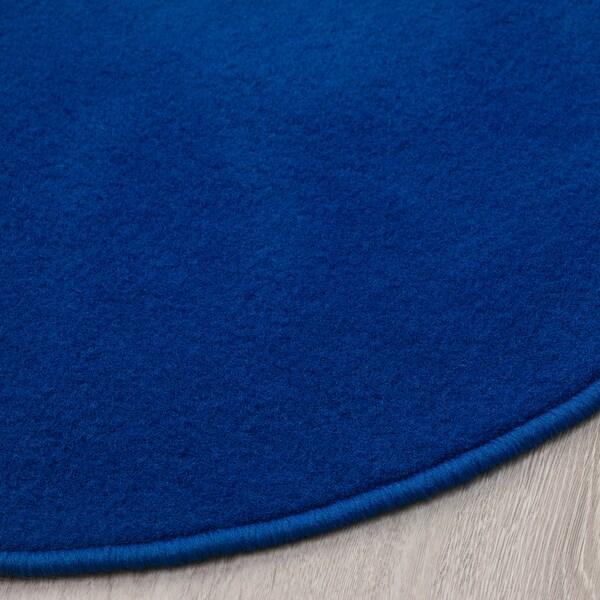 RISGÅRDE Catifa, pèl curt, blau, 70 cm