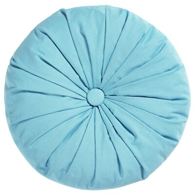 SAMMANKOPPLA Coixí, rodó blau, 40 cm