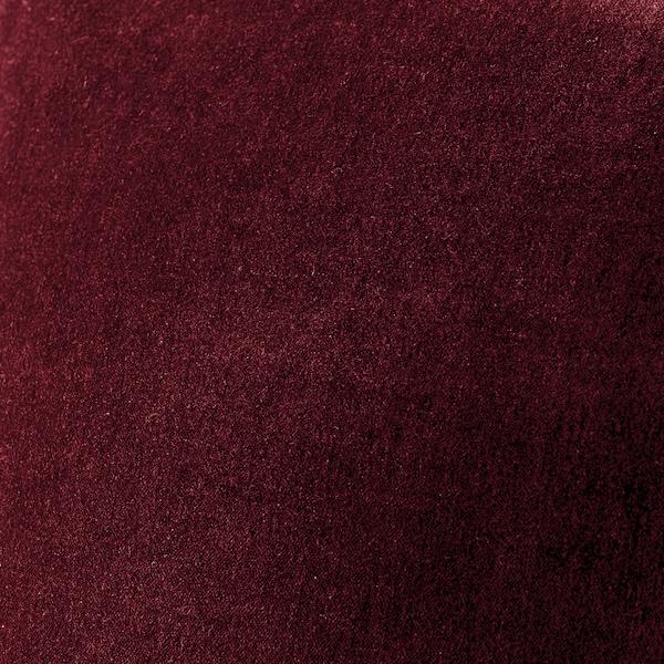 SANELA Funda de coixí, vermell fosc, 40x65 cm