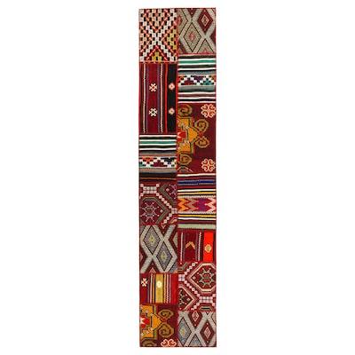 SILKEBORG Catifa, llisa, fet a mà mosaic, 80x350 cm