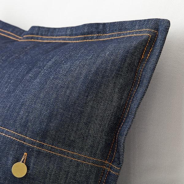 SISSIL Funda de coixí, blau, 50x50 cm