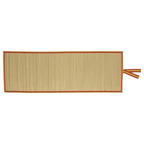 SOLBLEKT estoreta de platja jonc marí 180 cm 60 cm
