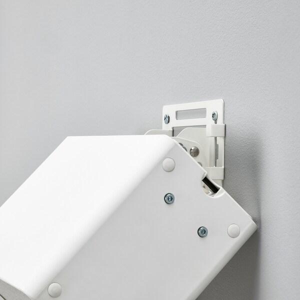 SYMFONISK Suport de paret, regulable/blanc