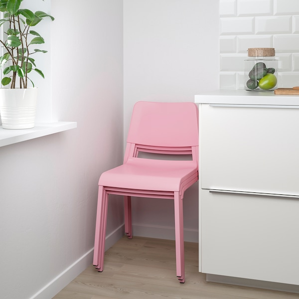 TEODORES Cadira, rosa