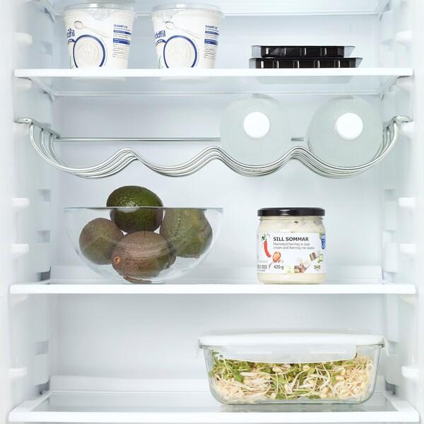 TINAD Frigorífic/congelador encastat A++, blanc, 210/79 l