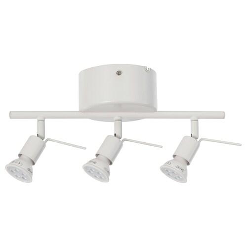 IKEA TROSS Llum de sostre, 3 focus