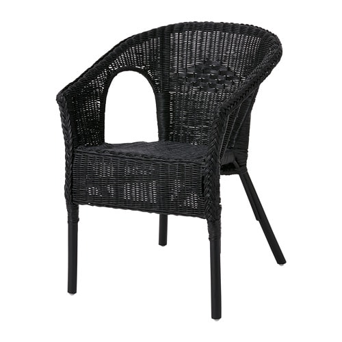 Agen chair ikea for Poltrone in vimini ikea