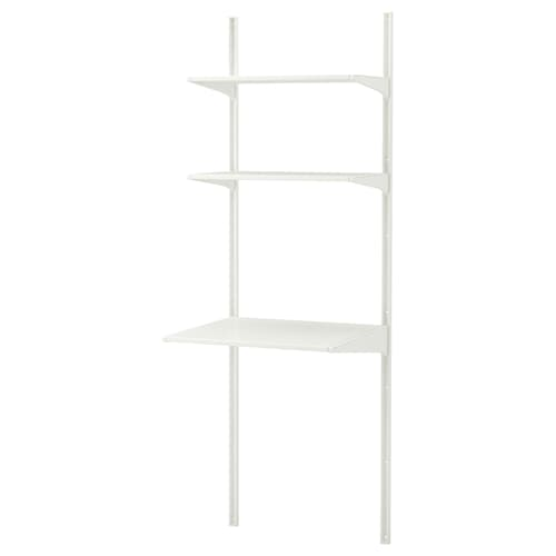 ALGOT wall upright/shelves 66 cm 197 cm 41 cm 61 cm