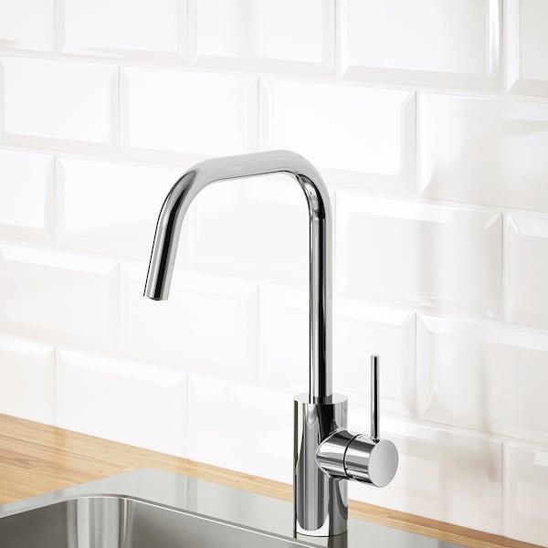 ÄLMAREN Kitchen mixer tap, chrome-plated