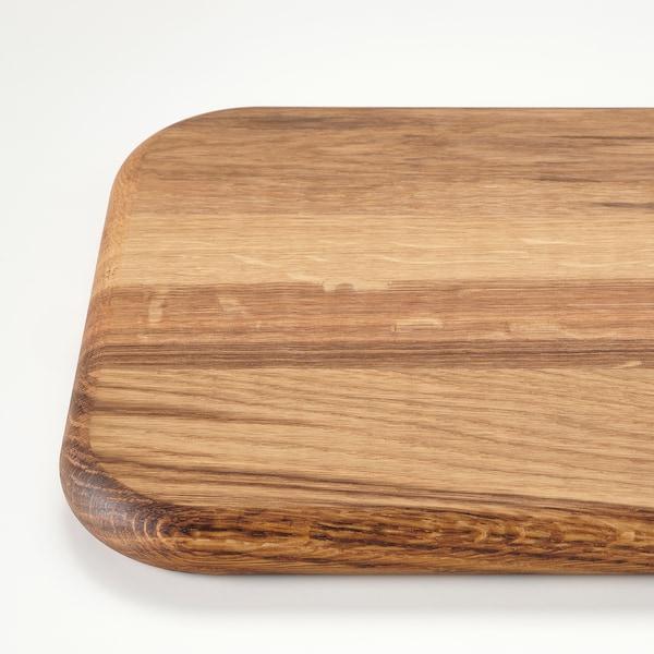 ARTISTISK Chopping board, oak, 59x25 cm
