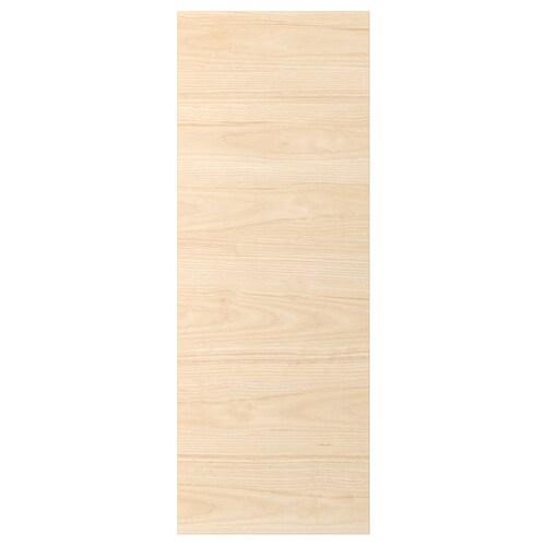 ASKERSUND cover panel light ash effect 39.0 cm 106 cm 39 cm 106.0 cm 1.3 cm