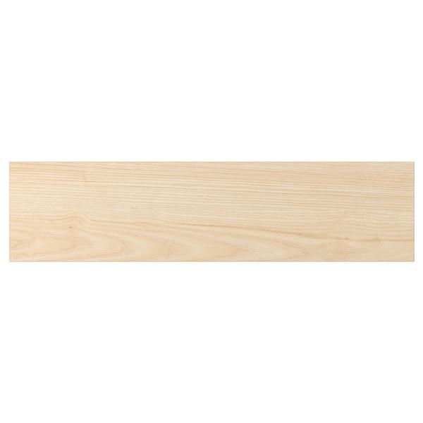 ASKERSUND Drawer front, light ash effect, 80x20 cm