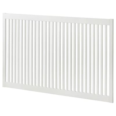 BARDU Headboard, white, 160 cm