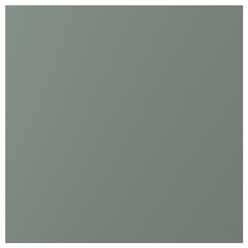 BODARP door grey-green 59.7 cm 60.0 cm 60.0 cm 59.7 cm 1.7 cm