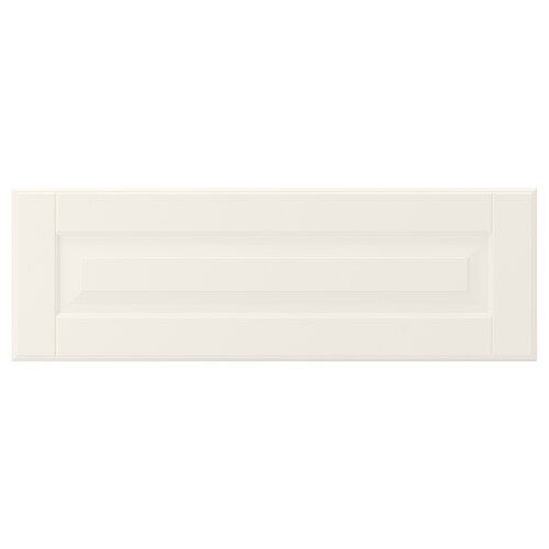 BODBYN drawer front off-white 59.7 cm 20 cm 60 cm 19.7 cm 1.9 cm