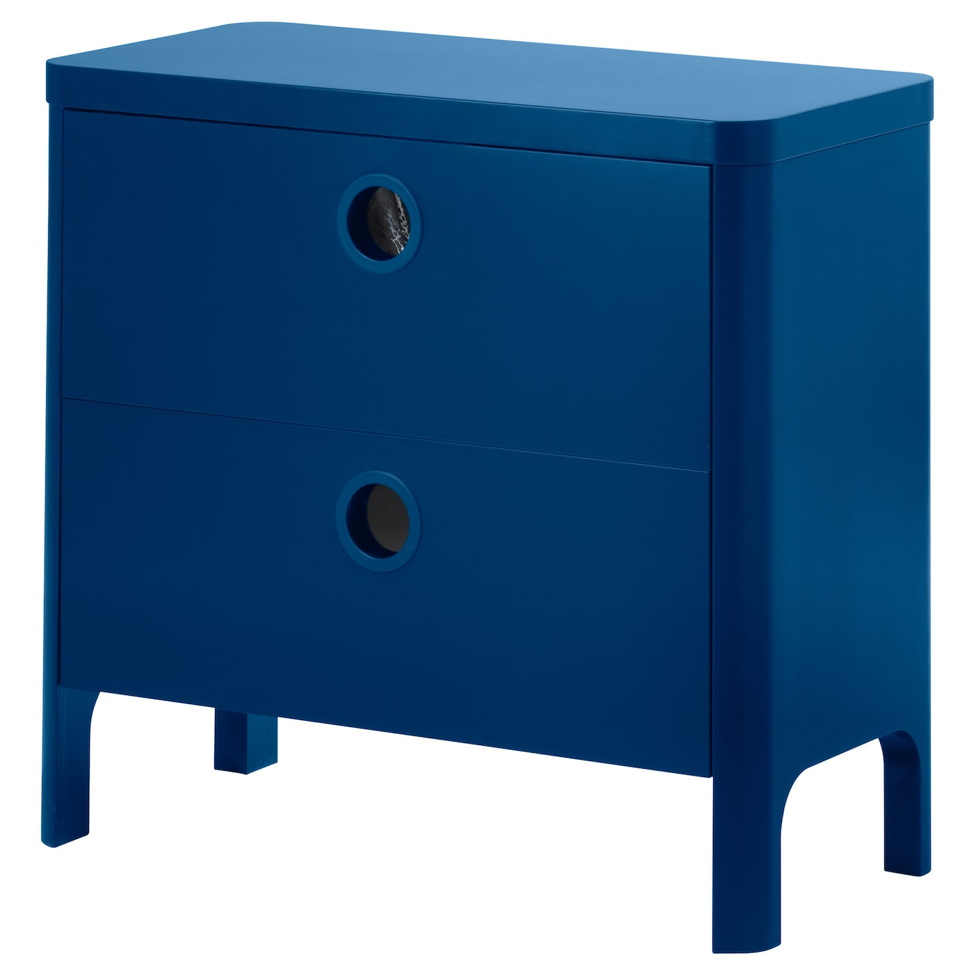 Ikea Busunge Chest Of 2 Drawers Comes With For A Roomy Storage E