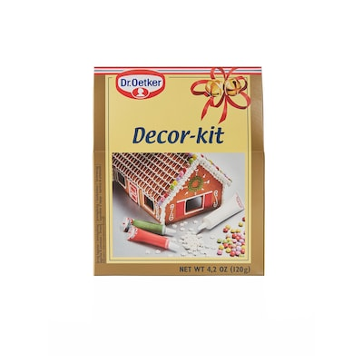 DR. OETKER Decor kit, 120 g