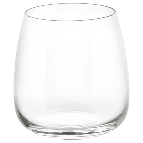 DYRGRIP glass clear glass 9 cm 36 cl