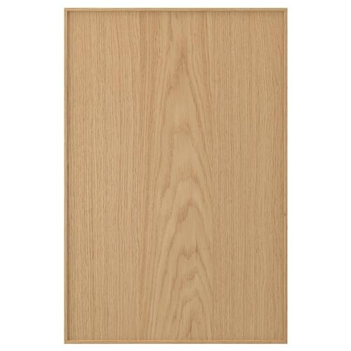 EKESTAD door oak 39.7 cm 60.0 cm 40.0 cm 59.7 cm 1.9 cm