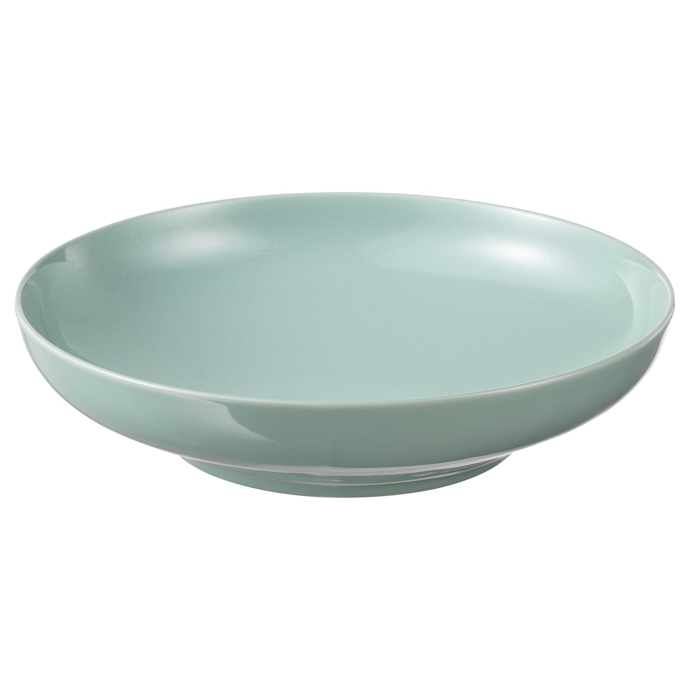 IKEA ENTYDIG bowl Practical and useful deep plate/bowl, suitable both for serving and eating from.