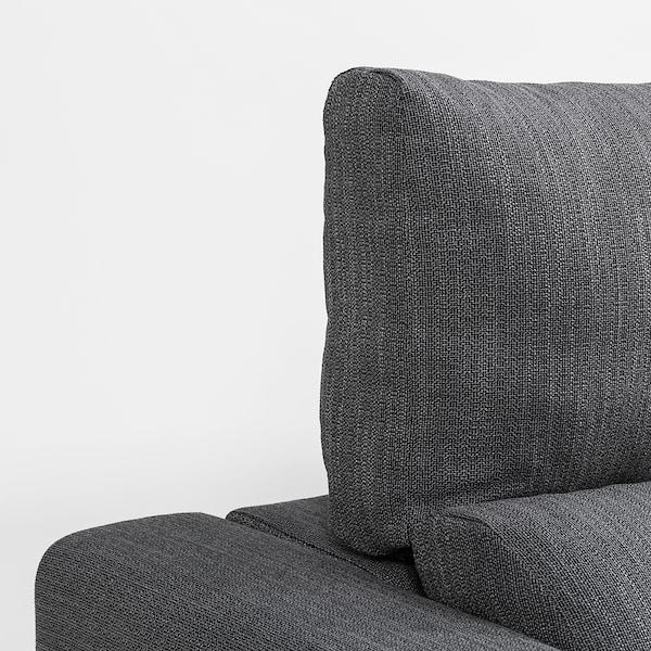 ESKILSTUNA 2-seat sofa, Hillared anthracite